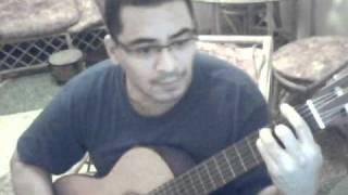 AMOR Y CONTROL-Ruben Blades-COVER-(Guitarra con salsa #11)
