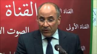 ضيف الصباح طيب زيتوني الرئيس المدير العام للشركة الجزائرية للمعارض والتصدير SAFEX