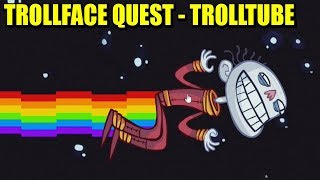 MAESTRO TROLL DE YOUTUBE - TROLLFACE QUEST TROLLTUBE | Gameplay Español