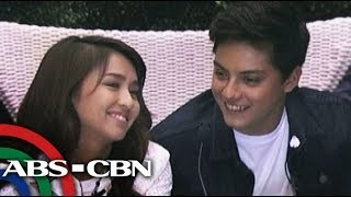 Teen King and Teen Queen enter 'PBB' house