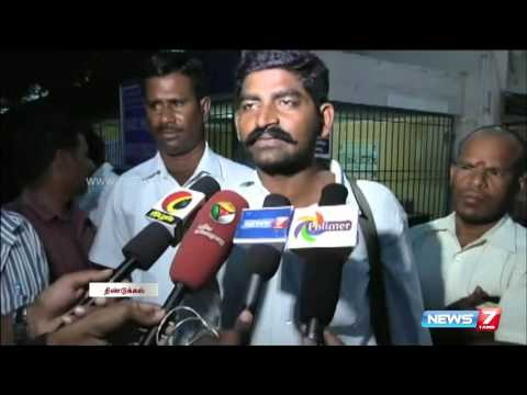 108 ambulance staff to go on indefinite strike | Tamil Nadu | News7 Tamil