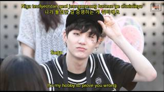 BTS (Bangtan Boys) -  We On Color Coded Lyrics [HAN/ROM/ENG]
