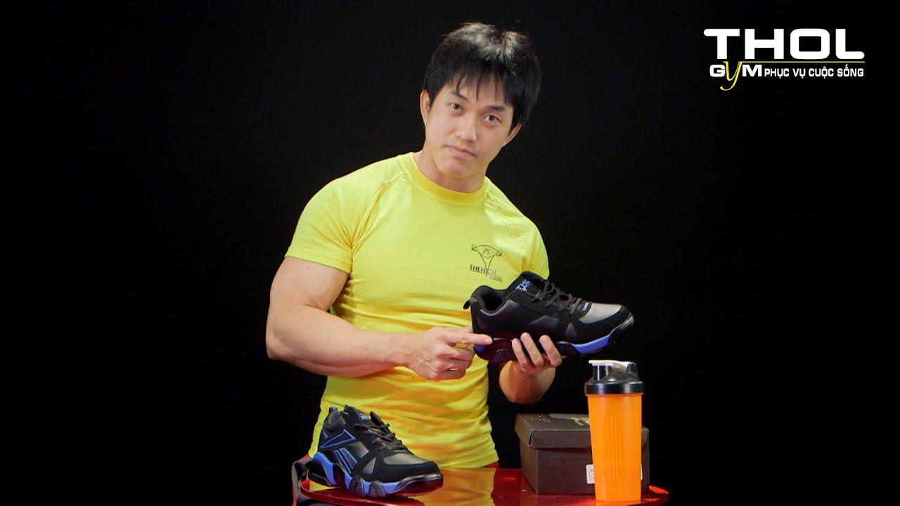 DN Vlog – Bí quyết chọn giày tập gym, thể thao tốt