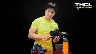 DN Vlog - Bí quyết chọn giày thể thao tốt - Những tính năng đỉnh của giày gym cao cấp THOL