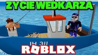 LA VITA DI UN FISHERMAN IN ROBLOX LET'S PLAY ROBLOX IN POLISH
