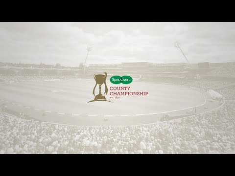 Specsavers County Championship: vs Northamptonshire - Day Two