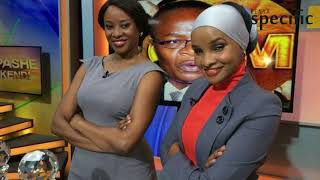 Lulu Hassan's message to Kanze Dena as she leaves for State House