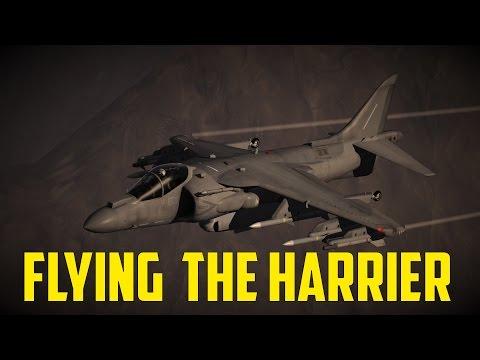 Combat Air Patrol 2 - Flying the Harrier