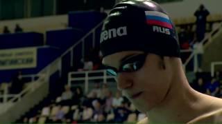 видео Соревнования по плаванию