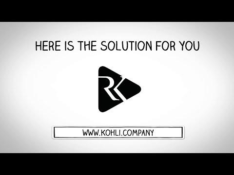 Kohli.Company - Kohli Media LLP | Whiteboard TVC