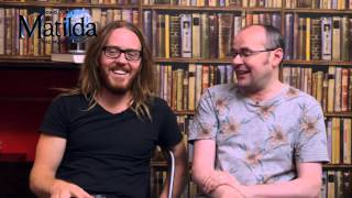 Quickfire Questions with Tim Minchin & Dennis Kelly- Part 1
