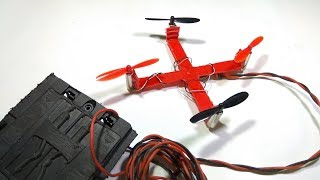 how to Make Mini Drone at Home, Coreless Motor Drone, Flying Helicopter Drone, Remote Control Drone
