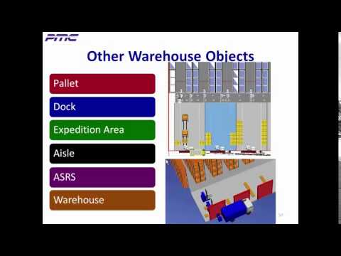 Webinar: Optimize Warehousing and Logistics Operations with Plant Simulation