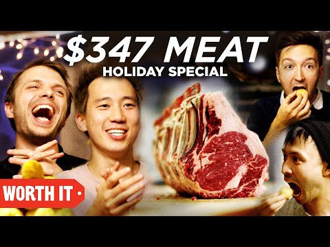 $347 Prime Rib 鈥� Holiday Special Part 3