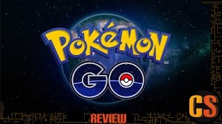 POKEMON GO - REVIEW (Video Game Video Review)