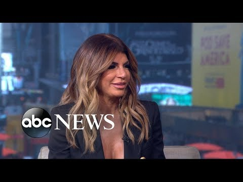 Teresa Giudice on how she's coping with her husband's pending deportation