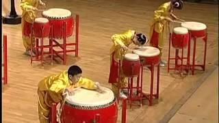 香港活力鼓令24式擂台賽(2005):樂善堂梁銶琚學校(分校
