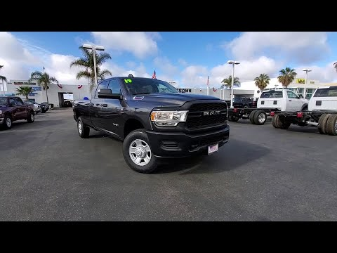 2019 Ram 3500 Ventura, Oxnard, San Fernando Valley, Santa Barbara, Simi Valley, CA G1923