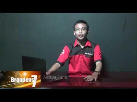 Contoh News Presenter SMK