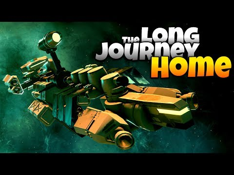 The Long Journey Home - Ep 1 - Meeting Aliens and Exploring Planets - The Long Journey Home Gameplay