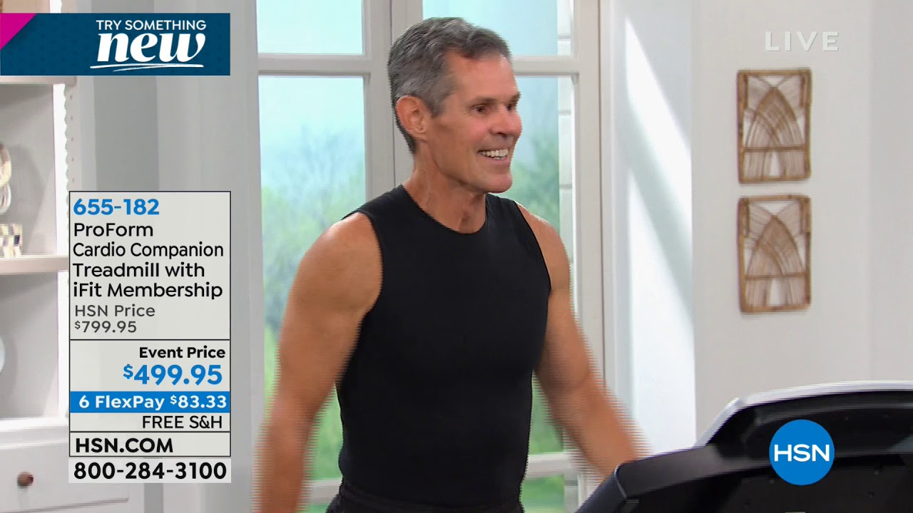 HSN | ProForm Fitness 01 06 2019 - 03 PM
