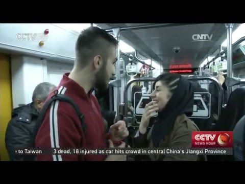 Chinese companies' role in Tehran subway building