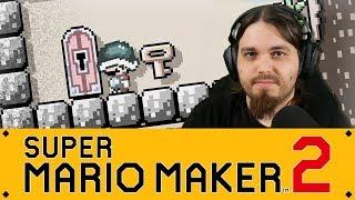 Wo ist der SECRET Exit? • Super Mario Maker 2