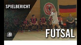 FC Liria - MCH Futsal Club Sennestadt (Hinspiel, Viertelfinale, Deutsche Futsal-Meisterschaft)