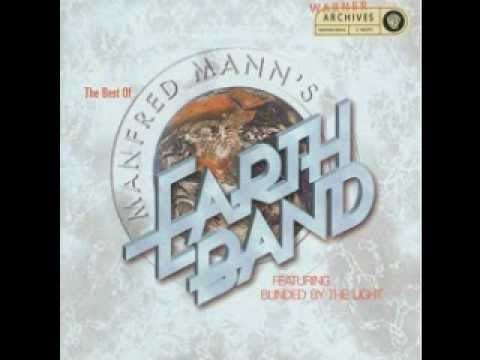 Manfred Mann's Earth Band - Blinded By The Light (Original Song Studio Version)