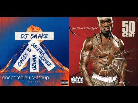 Rumba In Da Club - DJ Snake Feat. Ozuna & Cardi B Vs. 50 Cent (Mashup)