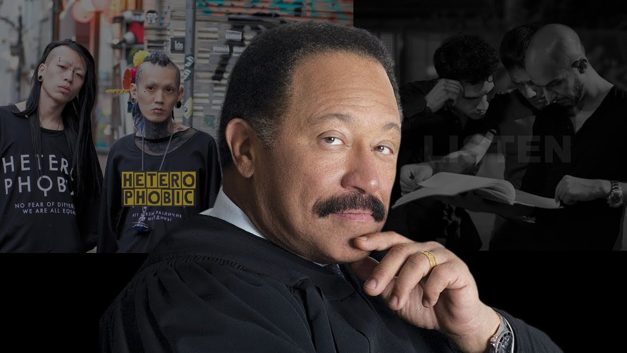 EXPLICIT LANGUAGE:  CAUGHT:  JUDGE JOE BROWN Takes On #FagNation (gay - BIG MEECH)