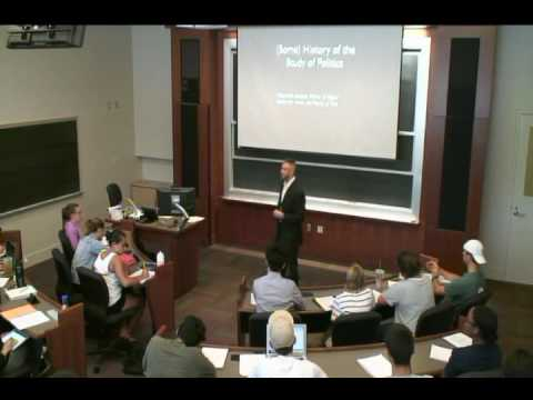 20160831 Syracuse University Lecture