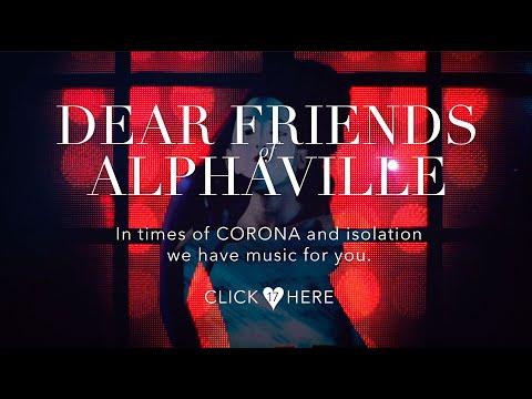 Смотреть клип Alphaville - Marionettes With Halos
