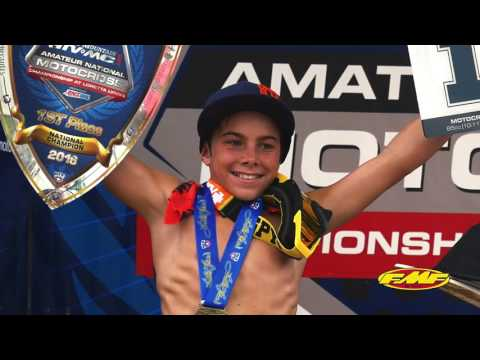 2016 Loretta Lynn's Amateur National FMF Champions