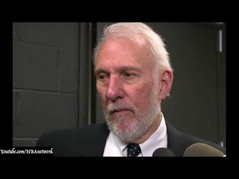 Spurs Gregg Popovich has High Praise for Bryn Forbes after Win over the Heat