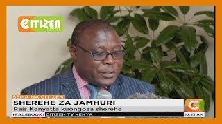 Rais Kenyatta kuhusu sherehe za Jamhuri