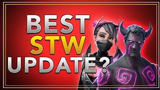 Fortnite Save The World Update 8.0 Patch Notes | Save The World Hero Rework