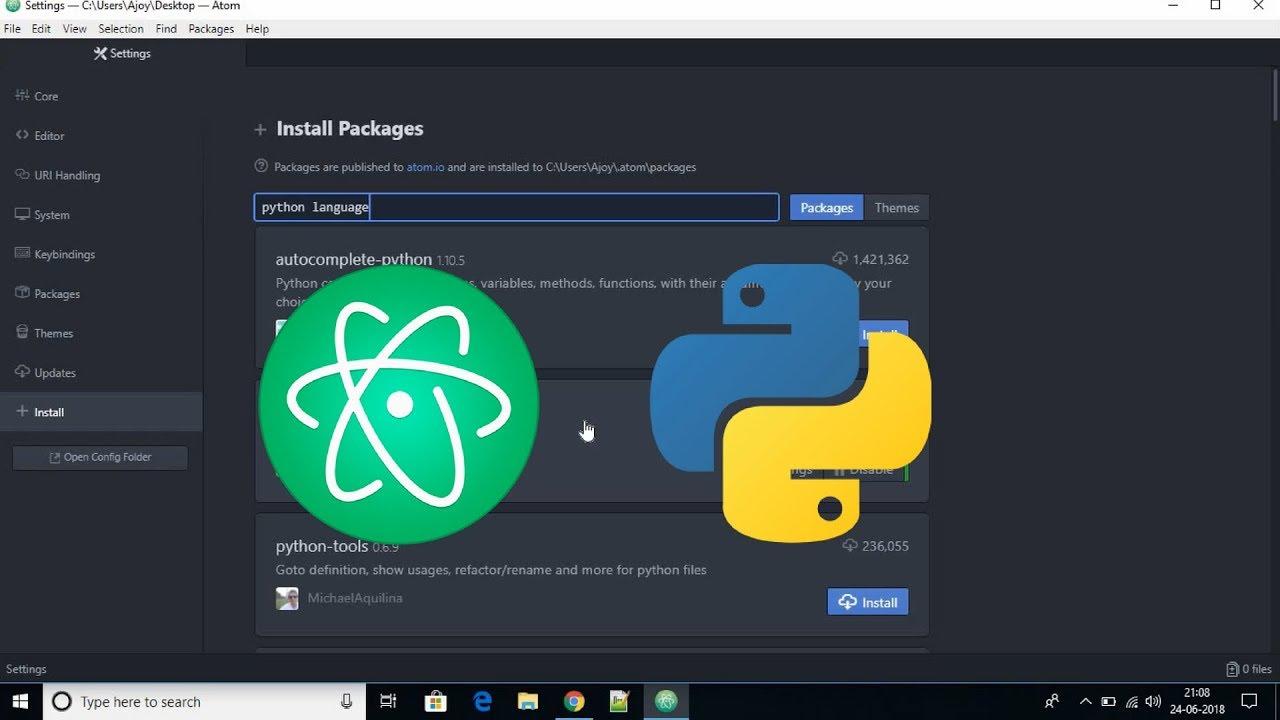 python 3 ide windows 10