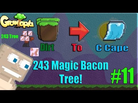 Growtopia I Dirt To Crystal Cape #4 I Alot To Break! - YouTube