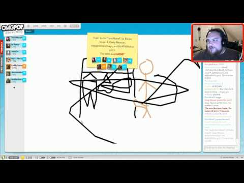 It's So Easy (Draw My Thing w/ Diction & Friends) - ___