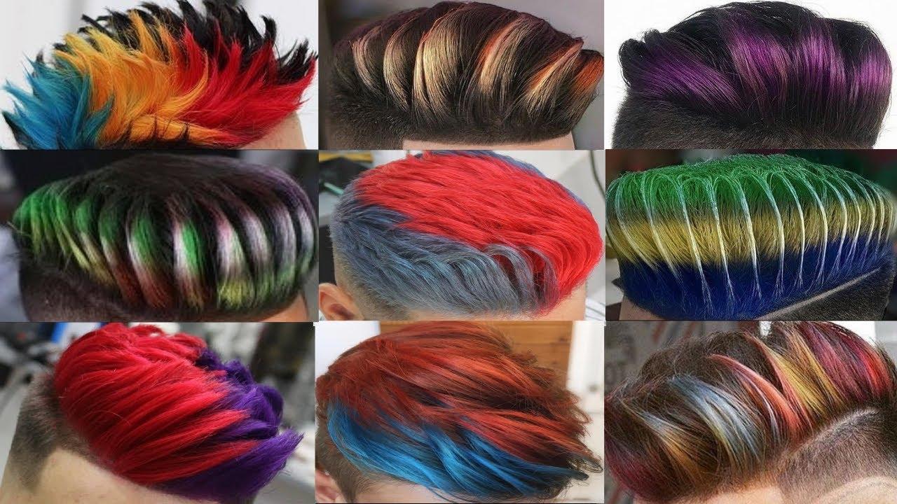 Best Hair Color Ideas For Men 2020 Men S Hair Color Transformations Mens Hair Color Trends Youtube