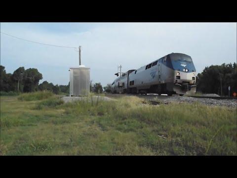"Amtrak ""City of New Orleans"" #59-Glendora, Mississippi"
