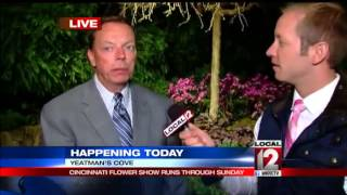 Cincinnati Flower Show makes long-awaited return