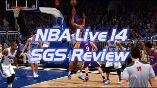 SportsGamerShow - NBA Live 14 Review (PS4/Xbox One)