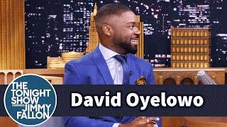 David Oyelowo39s Kids Beat His Epic Basketball Shot