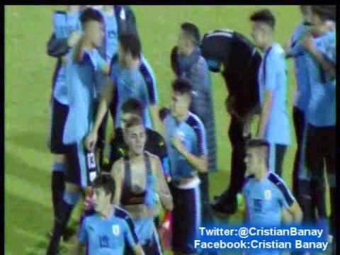 (Relato Emocionante) Ecuador 1 Uruguay 2 (Relato Maximo Goñi)  Sudamericano Sub 20 2017
