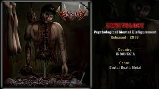 Download Vomitology (INA) - Psychological Mental Disfigurement (Full Demo) 2016