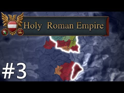 Eu4 Master's Guide to the HRE: Burgundian Inheritance