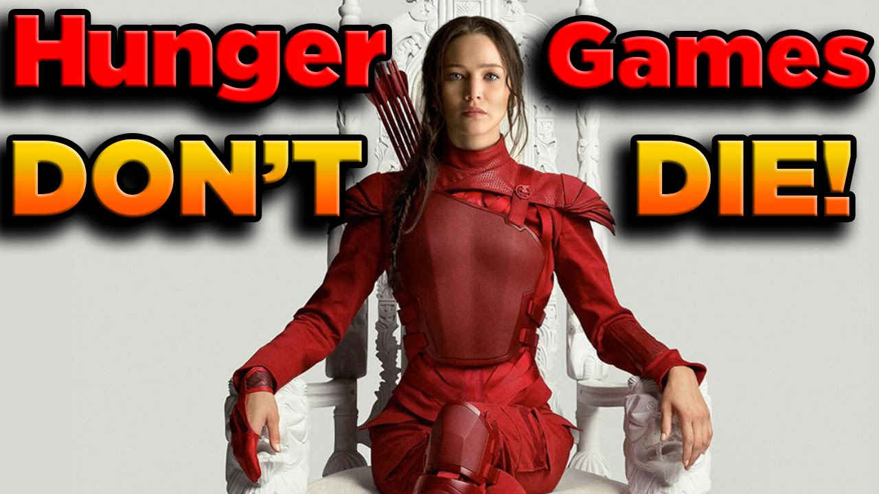 Film Theory: How to NOT DIE! - Hunger Games pt. 2