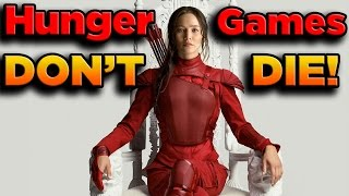 Film Theory: How to NOT DIE! - Hunger Games pt. 2...